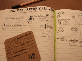 Workshop zu Digital Storytelling