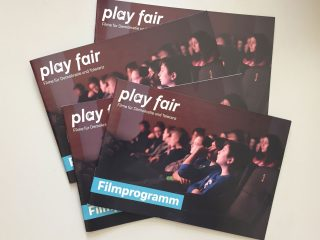 play fair – Website & Programmheft